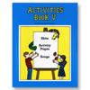 Activity Book Volume 5