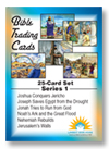 Bible Trading Cards Series 1