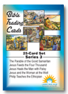 Bible Trading Cards Series 3
